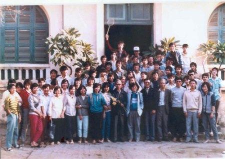 SV khóa 1-2 Toán Tin (1988)