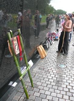 Vietnam War Wall