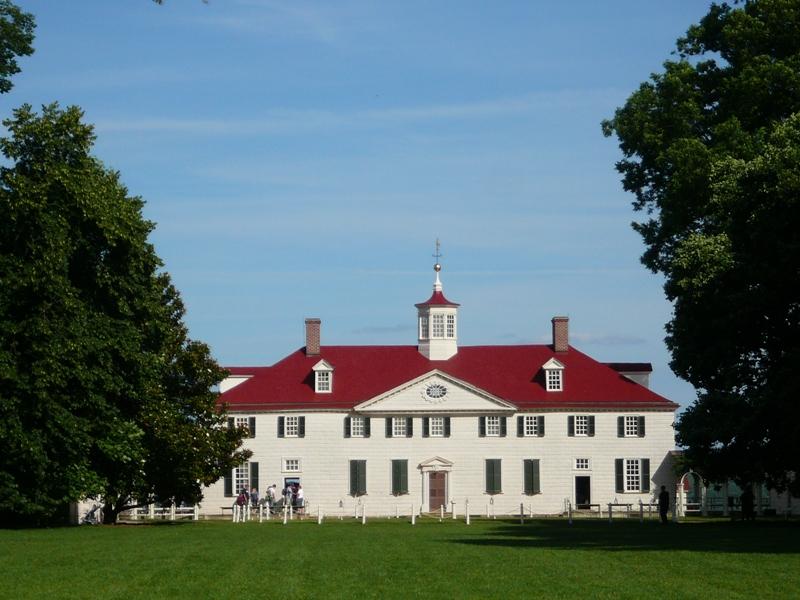 Mount Vernon - Ngôi nhà của George Washington