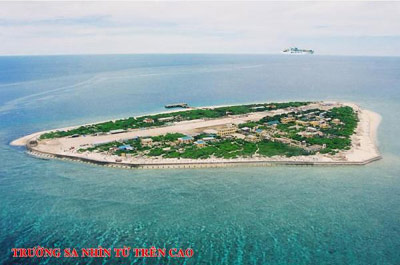 Đảo Trường Sa.