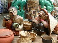 Chí Phèo & Thị Nở và gốm Bát tràng