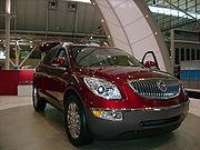 Buick - Enclave 2008