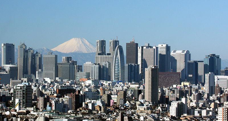 Tokyo. Nguồn: Internet