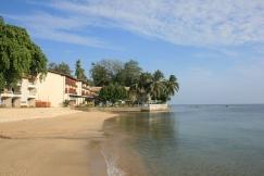 Biển lặng Honiara