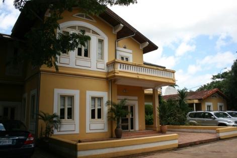 Villa thời Pháp
