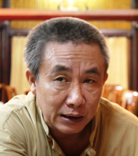 Nguyễn Quang Lập. Ảnh: NĐT