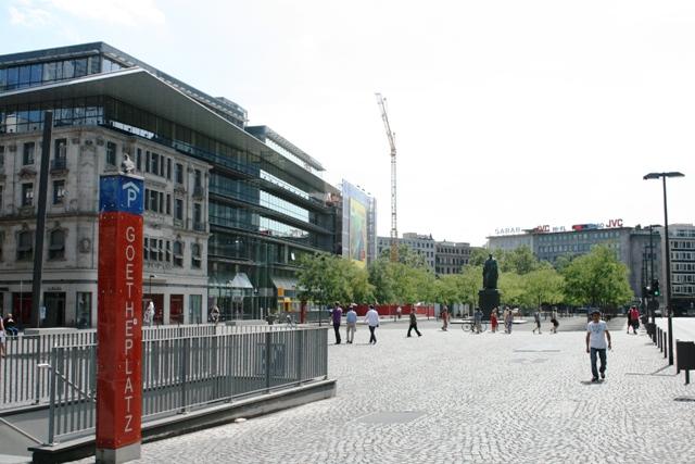 Quảng trường Goethe