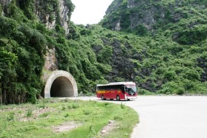 Đường du lịch qua 99 ngọn núi