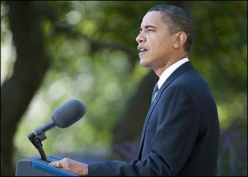 Barack Obama. WP