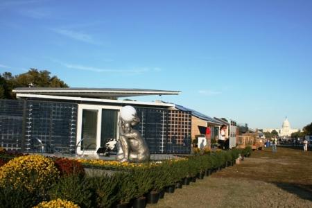 Khu phố nhà năng lượng mặt trời 1
