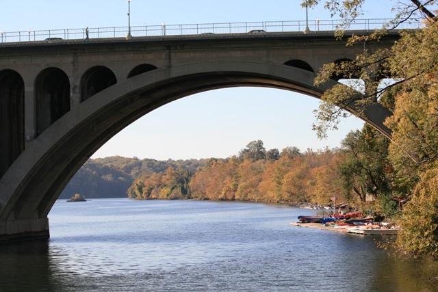 Sông Potomac. HM