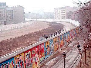 Berlin Wall. Nguồn: Wiki