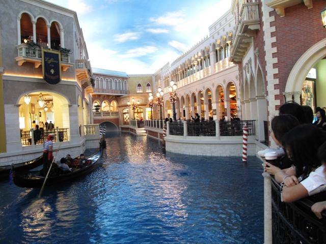 Venice trong khách sạn Venetian