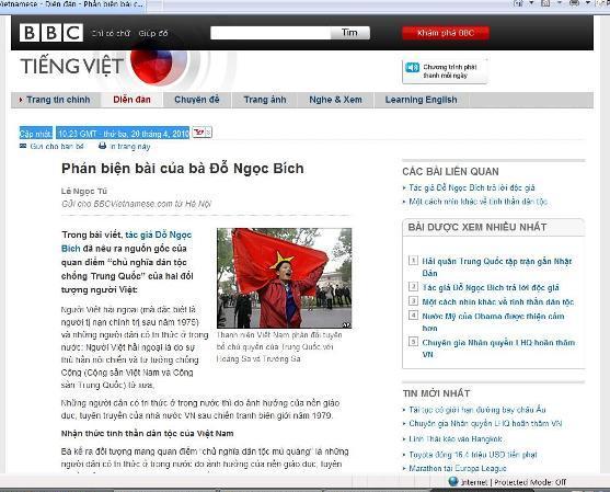 Bbc Tieng Viet