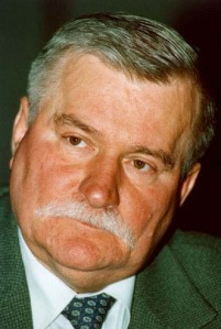 Lech Walesa chủ tịch CDDK.
