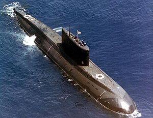 Tầu ngầm kilo - lực lượng nguy hiểm ở biển Đông.