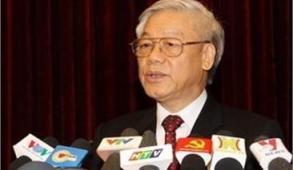 TBT Nguyễn Phú Trọng. Ảnh: VNN