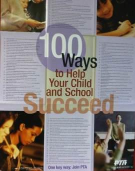 100 cách giúp học sinh và trường thành công. Ảnh: HM