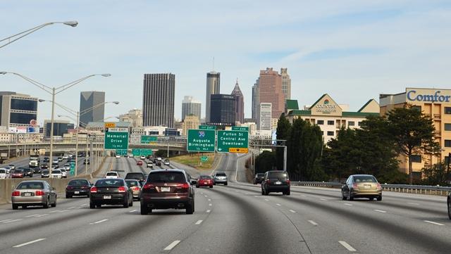 Midtown Atlanta. Ảnh: HM