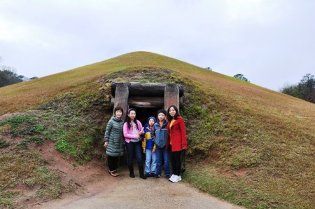 Ocmulgee National Monument. Ảnh: HM
