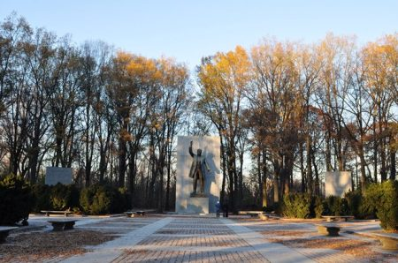 Roosevelt Statue 1