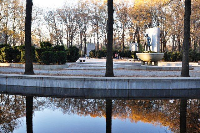 Tượng đài Roosevelt. Ảnh: HM