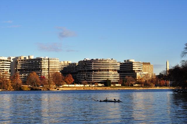 Watergate Hotel. Ảnh: HM