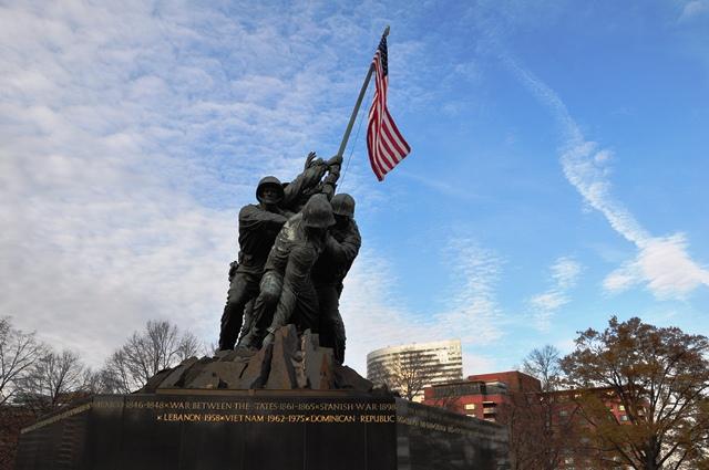 Iwo Jima. Ảnh: HM