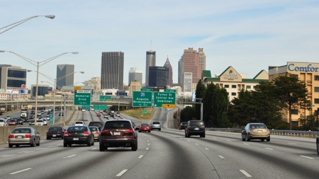 Atlanta Midtown. Ảnh: HM