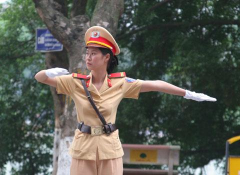 Cảnh sát GT VN