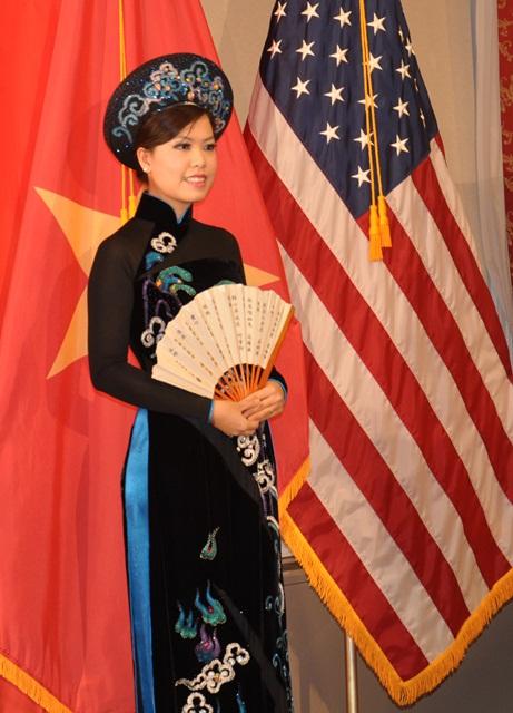 Vẻ đẹp Việt. Ảnh: HM