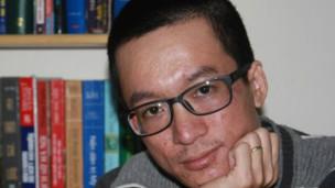Nhà báo Nguyễn Đắc Kiên nay đã là nguyên