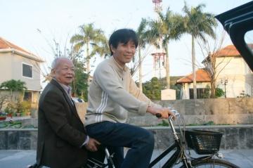 Nguyên Ngọc và Nguyễn Sự. Ảnh: Internet