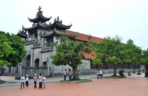 Nhà thờ đá Phát Diệm. Ảnh: Internet