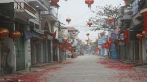 Pháo nổ Tết Tân Tỵ