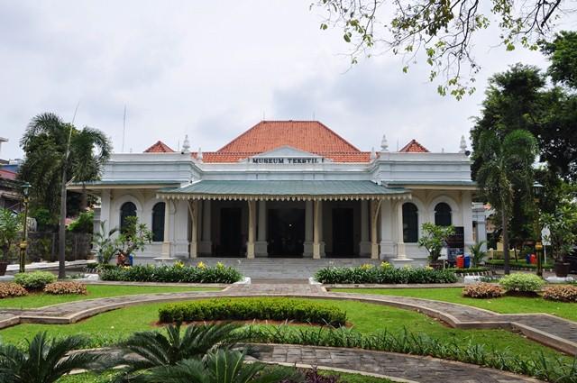 Batik Museum. Ảnh: HM