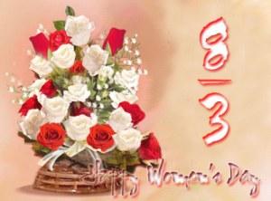 Hoa gửi tặng chị em hang Cua.