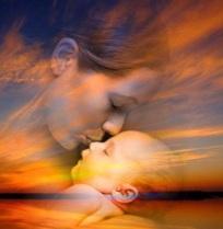 Tình yêu người mẹ. Ảnh minh họa.
