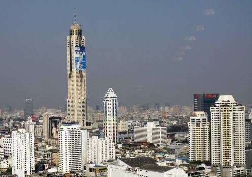 Bangkok. 10-2012. Ảnh: HM
