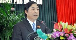 Nguyễn Bá Thanh. Ảnh: VNN