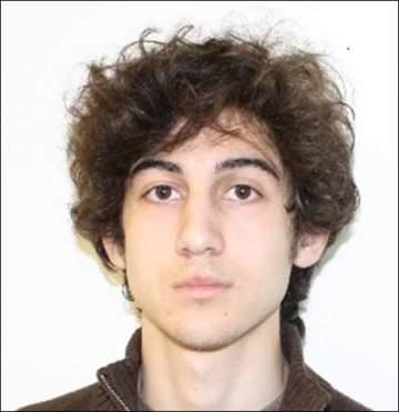Dzhokar Tsarnaev. Ảnh: FBI