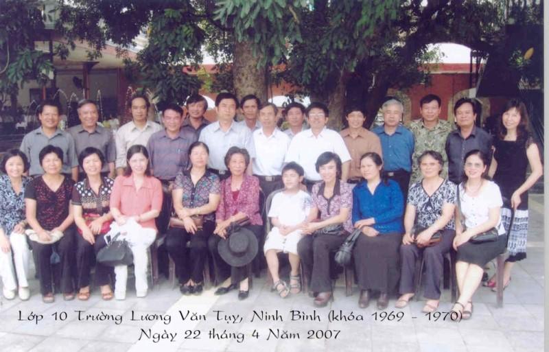 Bạn học của Ngô Văn My.