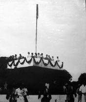 Lễ đài độc lập 2-9-1945