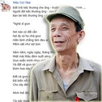Nghệ sỹ hài Văn Hiệp.