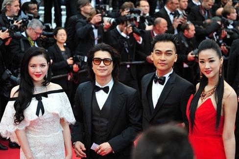 Diễn viên ĐA VN tham dự liên hoan Cannes  Rượu.