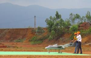 UAV của VN. Ảnh: VNE