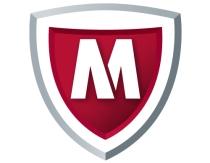 McAfee Logo. Ảnh: internet