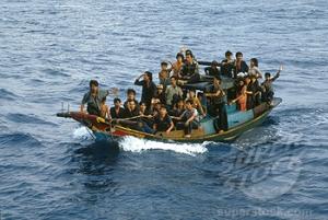 Boat People. Ảnh: Internet