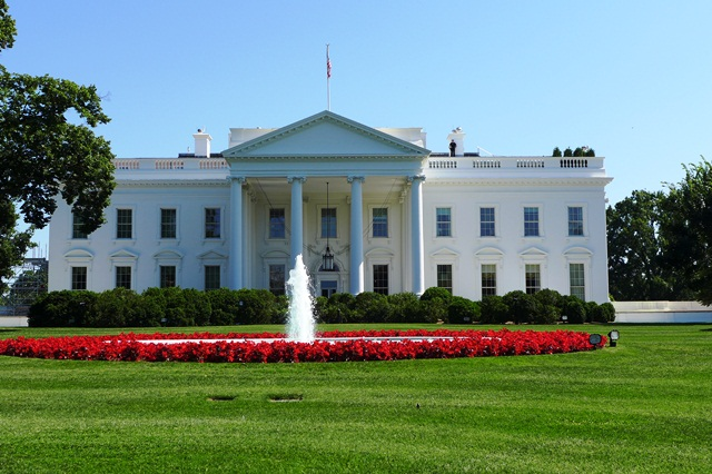 Nhà của Obama. Ảnh: HM