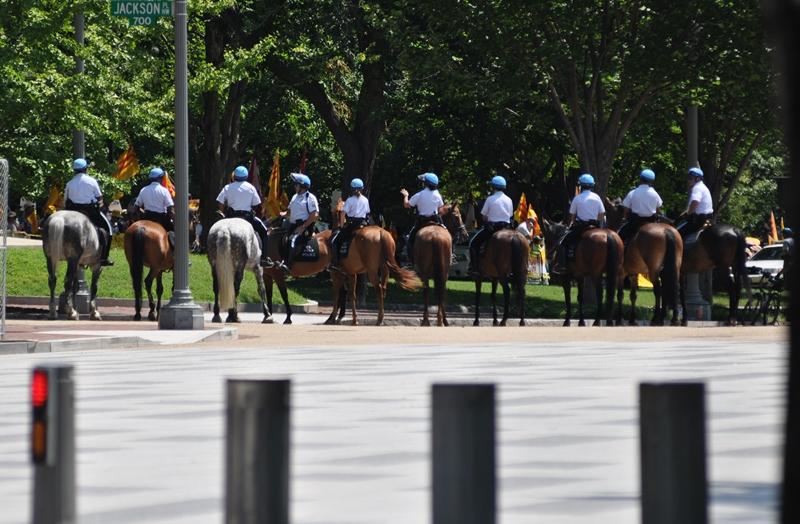 An ninh trên ngựa